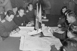 Chặng đường dài tới lễ ký Hiệp định Đình chiến trên bán đảo Triều Tiên