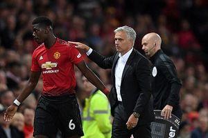 Paul Pogba 'đáp trả' sau những chỉ trích của HLV Mourinho