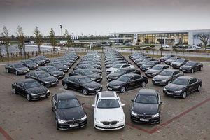 BMW triệu hồi 324000 xe tại châu Âu vì nguy cơ cháy nổ