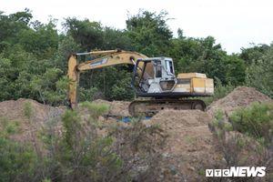 Nhận được tin khai thác cát trái phép: Phó Chủ tịch tỉnh Bình Thuận chỉ đạo khẩn cấp
