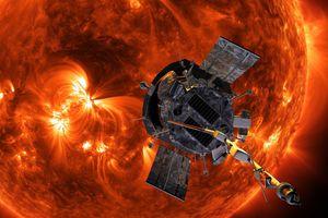 NASA và nhiệm vụ lịch sử 'chạm tới Mặt Trời'
