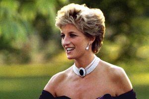 Có một Công nương Diana si tình, cuồng nhiệt trong tiểu thuyết