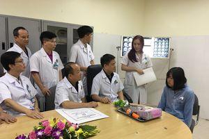 Bệnh viện Răng Hàm Mặt Trung ương thực hiện ca vi phẫu thứ 500