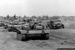 Chùm ảnh hiếm về binh lính phát xít Đức ở Stalingrad 1942 - 1943