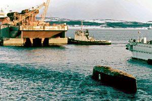 Thảm họa tàu ngầm Kursk 18 năm trước xảy ra ra sao?