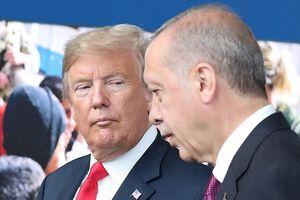 Tổng thống Erdogan: Đồng lira sụt giá do 'âm mưu nham hiểm' của Trump