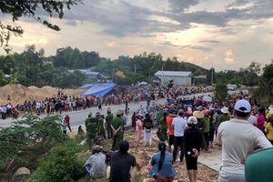 Vụ phản đối nhà máy rác ở Quảng Ngãi: Người dân chưa chấp nhận cách giải thích của tỉnh