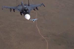 Nga khoe sức mạnh không quân
