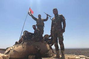 Quân đội Syria đánh sâu vào lãnh địa IS trên chiến trường Sweida