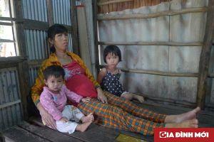 Người phụ nữ rao 'cho' con gái 15 tháng tuổi để cứu đứa con đang mang trong bụng