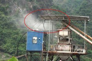 Tp. Cẩm Phả (Quảng Ninh): Trạm trộn bê tông Việt Cường hoạt động trái phép, gây ô nhiễm môi trường