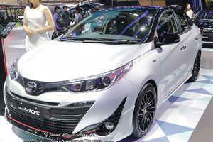 Cận cảnh Toyota Vios TRD Sportivo vừa được giới thiệu