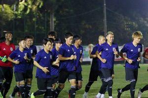 Olympic Nhật Bản lạc quan và thích nghi với khó khăn ở Indonesia