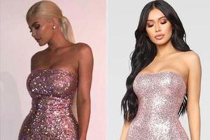 Khách hàng đổ xô mua trang phục gợi cảm giống Kylie Jenner