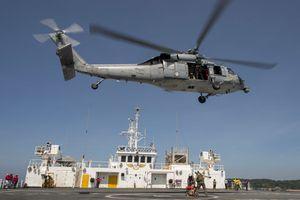 Mỹ hỗ trợ quân đội Sri Lanka 39 triệu USD, cạnh tranh với Trung Quốc