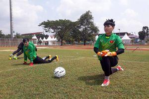 ASIAD 2018: ĐT bóng đá nữ Việt Nam có buổi tập đầu tiên