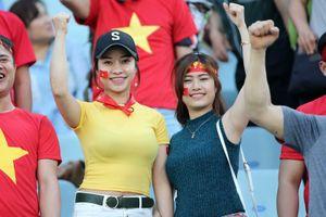 ASIAD 2018: Trang bán vé 'sập nguồn', người nhà tuyển Olympic Việt Nam lo lắng