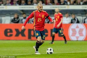 Tới lượt Davil Silva giã từ đội tuyển Tây Ban Nha