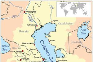 Vì sao Nga chia sẻ biển Caspian với nước khác?