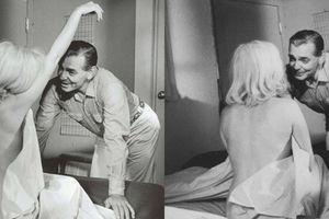 Lộ cảnh nóng đầu tiên của biểu tượng sex sau hơn nửa thế kỷ