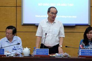 TP.HCM dự kiến sẽ miễn học phí bậc THCS vào năm 2019