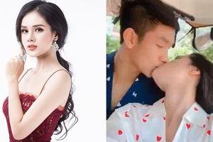 Bị chỉ trích khi công khai clip hôn tiền vệ Trọng Đại, top 5 'Hoa hậu Đại dương' gay gắt: 'Đừng khẩu nghiệp, tội cho bố mẹ đã sinh ra'
