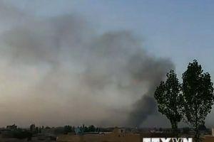 Phiến quân Taliban sát hại hàng chục binh lính Afghanistan