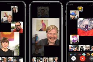 Apple đột nhiên xóa tính năng cuộc gọi video nhóm trên iOS 12
