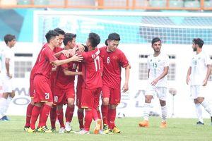 Thắng dễ Pakistan 3-0, U23 Việt Nam khởi đầu hoàn hảo nhờ đối thủ quá yếu
