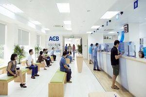 ACB được chấp thuận tăng vốn điều lệ lên gần 12.900 tỷ đồng