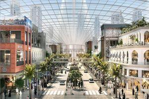 Cận cảnh trung tâm thương mại lớn nhất thế giới