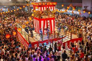 Đặc sắc lễ hội Obon Nhật Bản