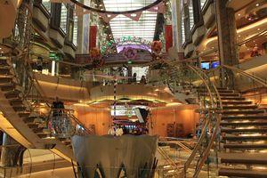 Du ngoạn Singapore, Thái Lan trên du thuyền 5 sao tráng lệ