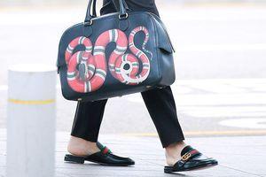 Những kiểu giày được lòng sao nam Hàn Quốc