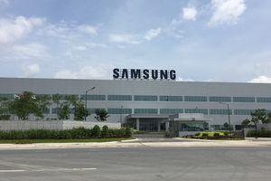 Samsung xin giảm tiền thuê đất ở Thái Nguyên