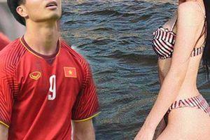 Bị dư luận chỉ trích vì có mặt trên khán đài cổ vũ U23 Việt Nam, Hòa Minzy nói gì?