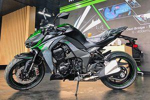 Cận cảnh Kawasaki Z1000 2019 giá 399 triệu tại Việt Nam