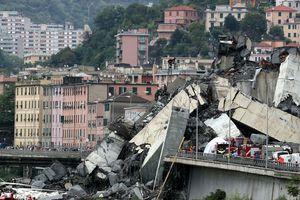 Sập cầu ở Ý, 35 người thiệt mạng
