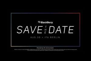 TCL sắp ra mắt smartphone BlackBerry KEY2 LE