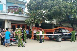 Đối tượng nổ súng ở Điện Biên lúc sáng sớm là ai?