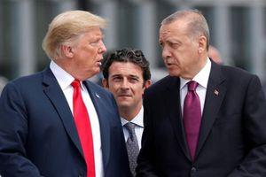Mỹ tuyên bố trừng phạt nặng thêm với Thổ Nhĩ Kỳ