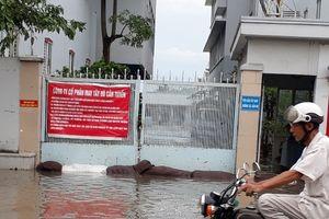 Cần Thơ: Quận trung tâm 'chìm' trong nước