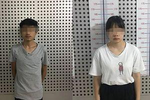 Cặp vợ chồng nhẫn tâm rao bán con gái mới sinh qua mạng