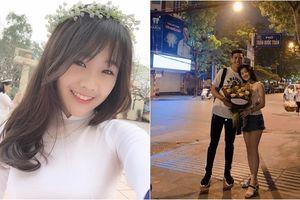 Nữ sinh đang nắm giữ trái tim Đoàn Văn Hậu U23, được bạn trai công khai ngay trong ngày sinh nhật là ai?
