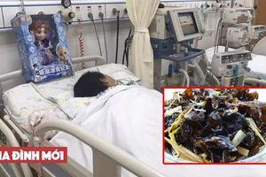 Bé 7 tuổi bị suy đa tạng, nhập viện cấp cứu chỉ vì ăn phải thực phẩm quen thuộc nhưng nấu sai cách