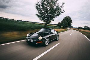Chiêm ngưỡng chiếc Porsche nhanh nhất thập kỉ 80 sắp được bán đấu giá