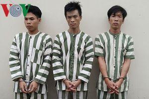 Bắt kẻ cầm đầu băng nhóm cướp ô tô ở Đồng Nai
