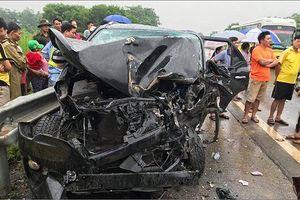 Tai nạn trên cao tốc Nội Bài – Lào Cai làm 5 người phải nhập viện