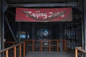 'Rợn người' những công trình bỏ hoang sau Olympic Bắc Kinh 2008