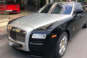 'Soi' Rolls-Royce Ghost giá siêu rẻ, chỉ dưới 10 tỷ ở Sài Gòn
